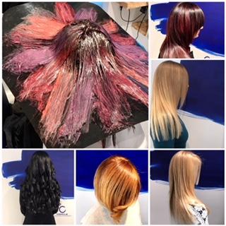 Haircolor, blend, colore rigenerante, Ideadue, ideaduehairstudio, parrucchiere, parrucchiere Zoppola, parrucchiere castions, rigenerante, colorazione rigenerante